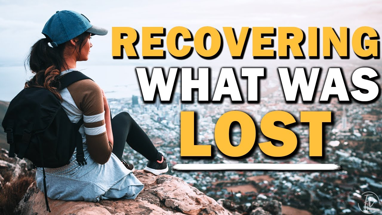 Recovering What Was Lost