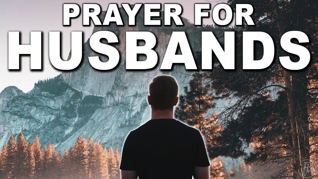 prayer for husbands