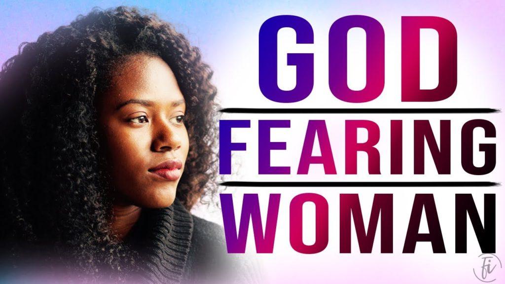 a god fearing woman