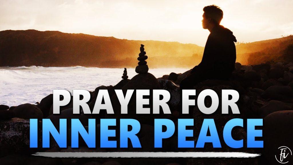Prayer For Inner Peace